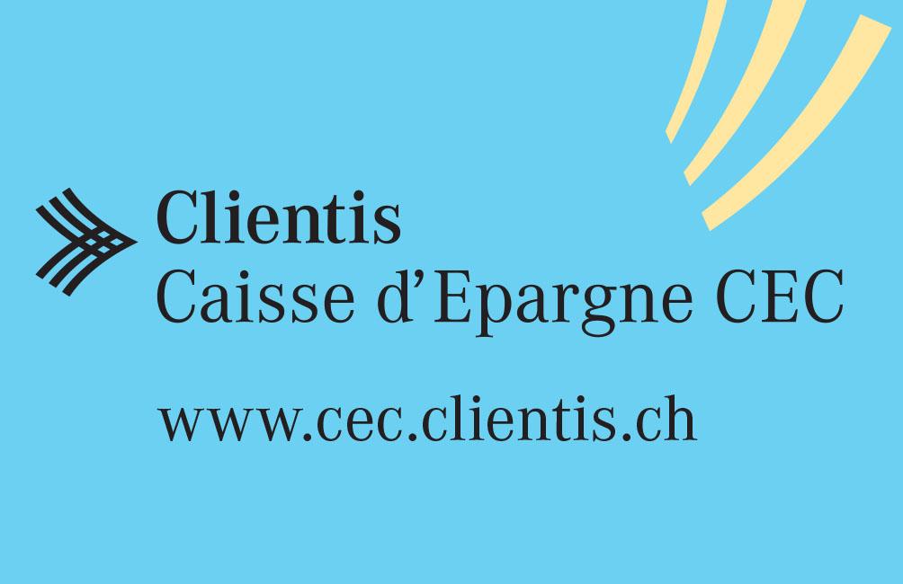 Clientis Caisse d'Epargne CEC SA