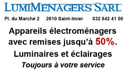 LumiMénagers Sàrl