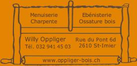 Oppliger-bois Sàrl